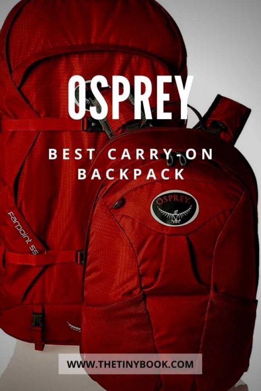 Osprey Backpack Review