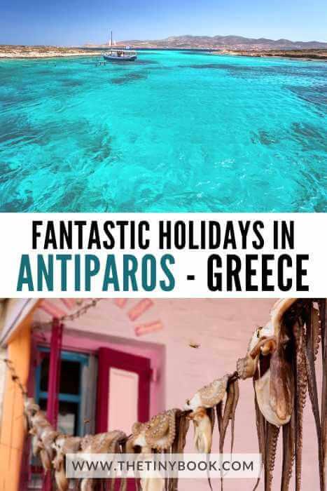 Things to do in Antiparos