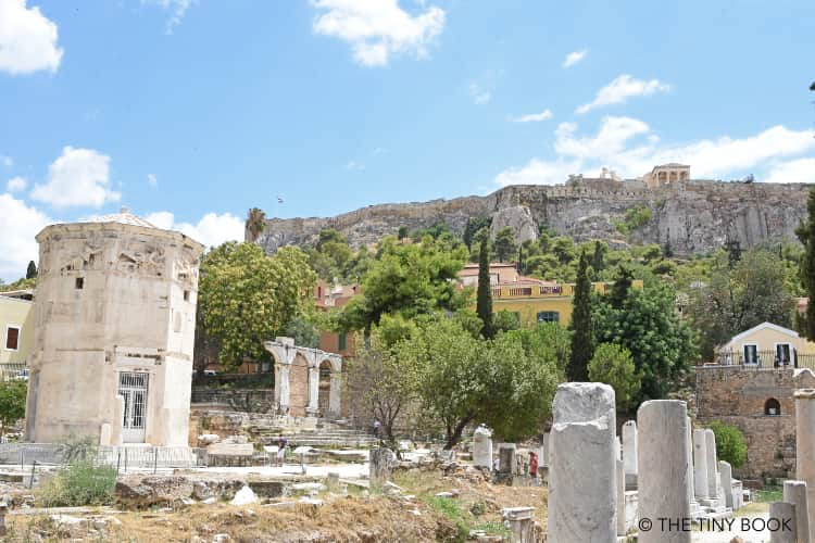 Genius Itinerary for 3 Days in Athens
