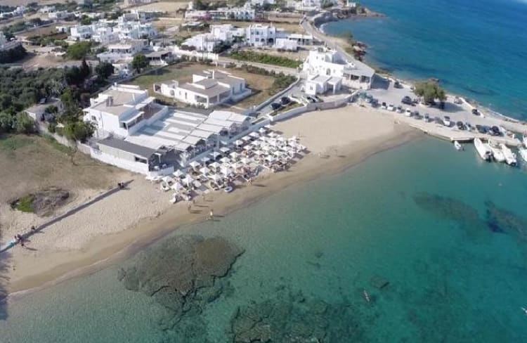 Aspro, Ambelas beach (Courtesy of Aspro Galazio Management).
