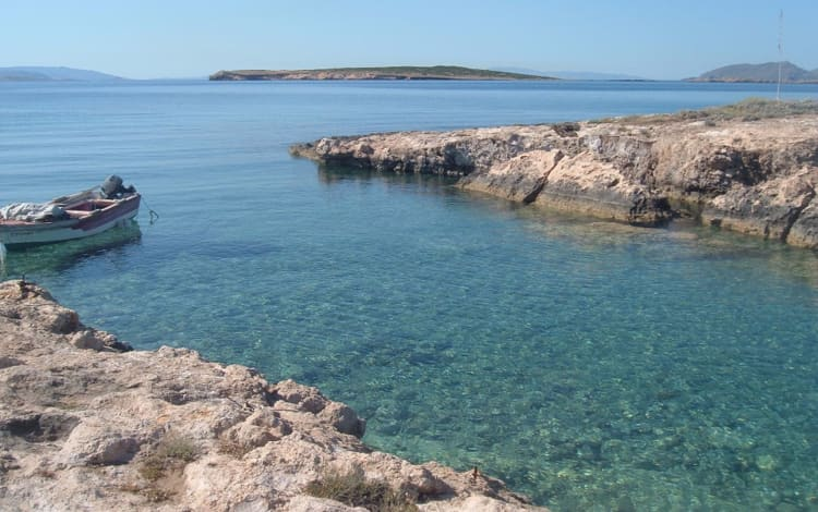 Paros has some of the most outstanding beaches in the Mediterranean