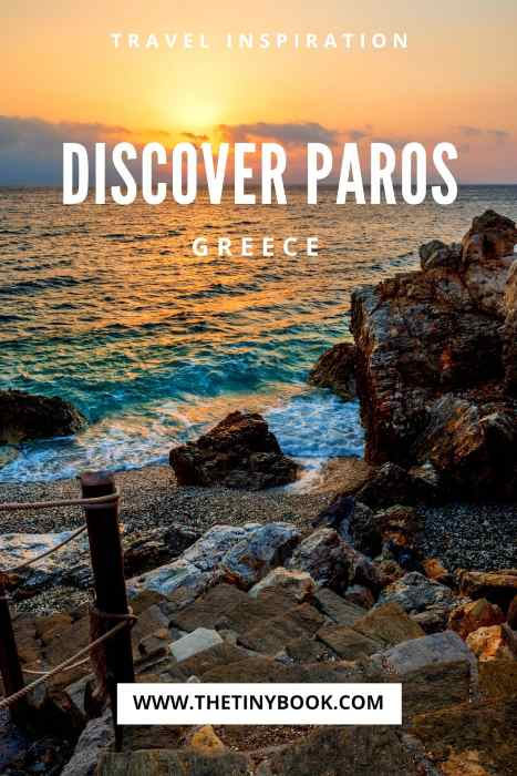 THINGS TO DO IN PAROS