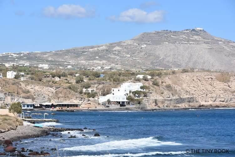 Vlychada, Santorini.