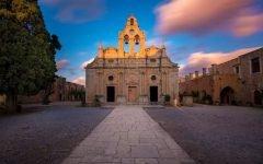 Plan your Trip to Arkadi Monastery, Rethymno