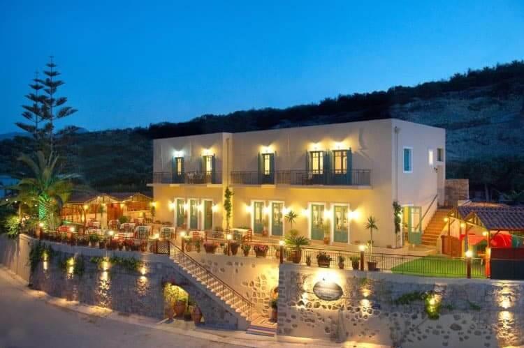 Kaliviani Hotel, Balos Crete