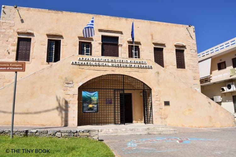 Archaeological Museum of Kissamos.