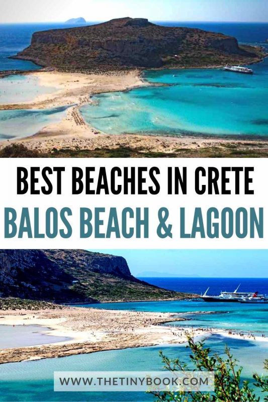 Tips to visit the dreamy beach of Balos, Crete