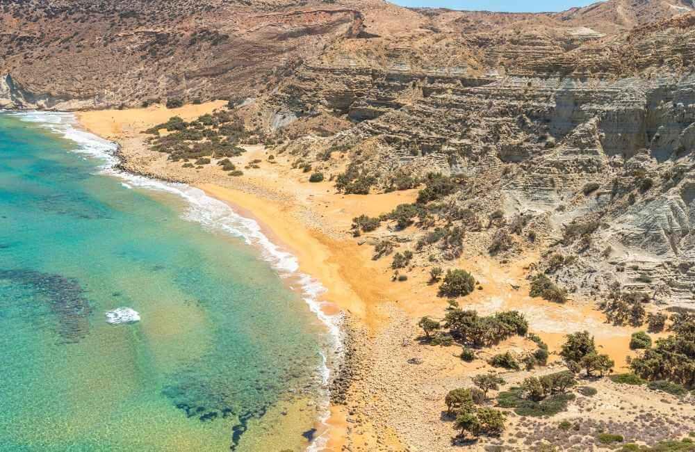 GREECE - CRETE - GAVDOS - POTAMOS BEACH