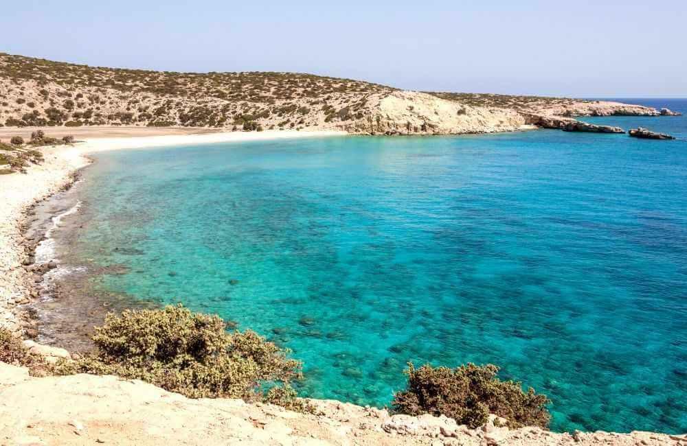 Tripiti Beach Gavdos island, Crete