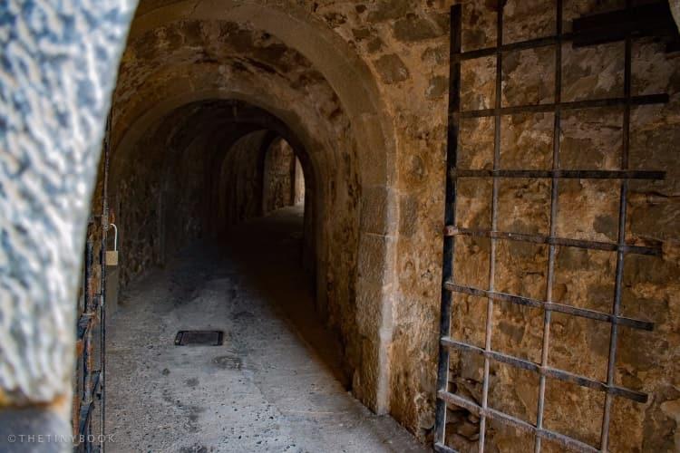 Entrance to Spinalonga.