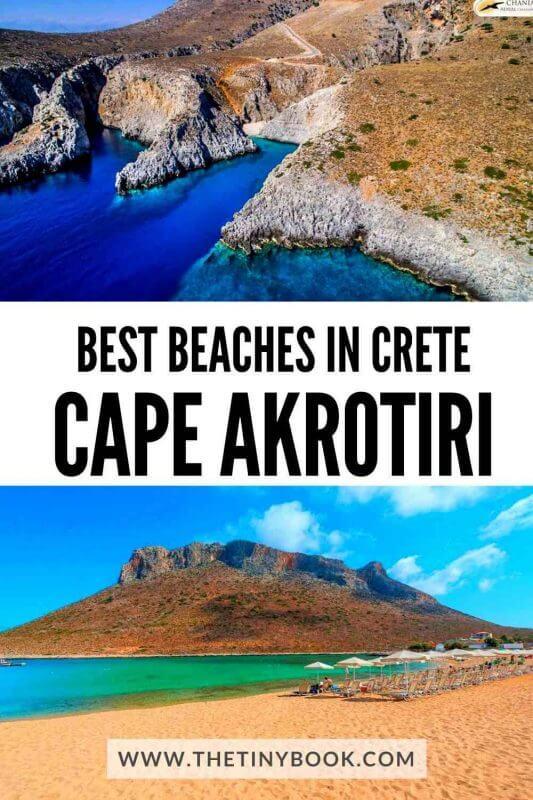 Best Beaches in Cape Akrotiri, Crete