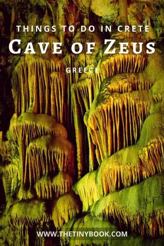 Cave of Zeus, Crete