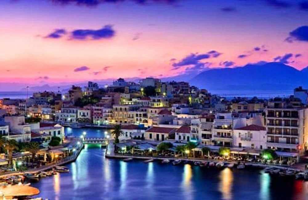 GREECE - CRETE - AGIOS NIKOLAOS