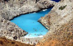 Best Beaches on Akrotiri Peninsula, Crete