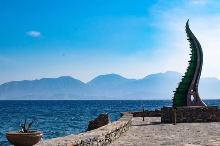 Horn of Almathea, Agios Nikolaos