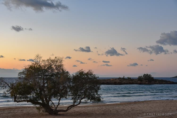 kalathas,Crete