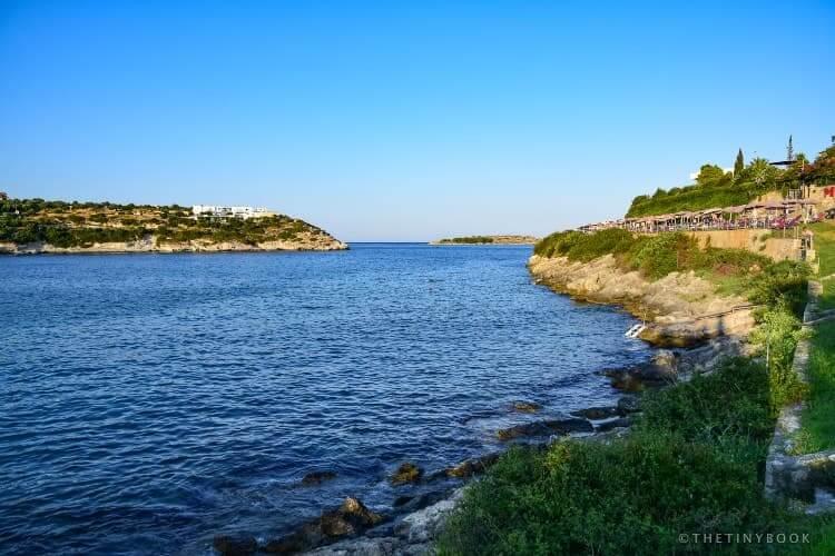 Loutraki beach Crete