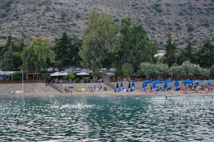 Marathi beach, Akrotiri Crete