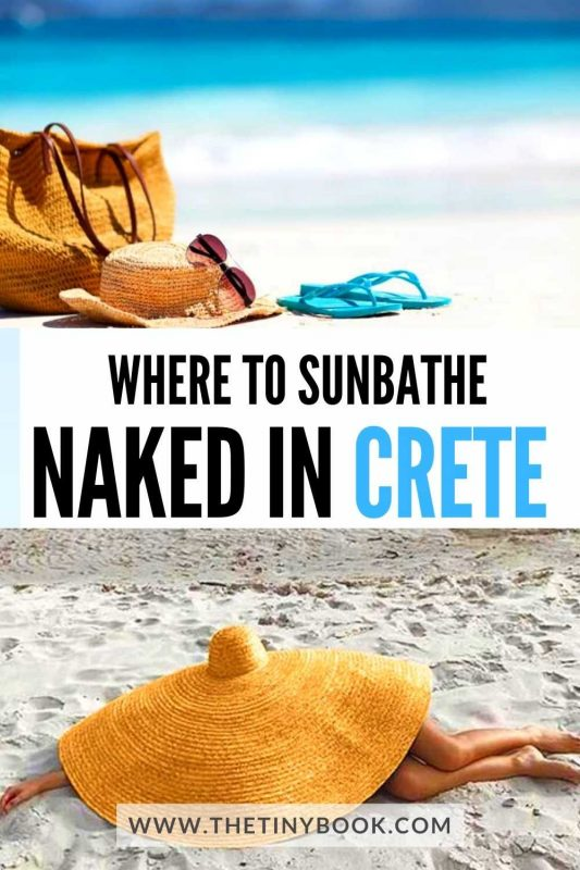 Top naturist beaches in Crete, Greece
