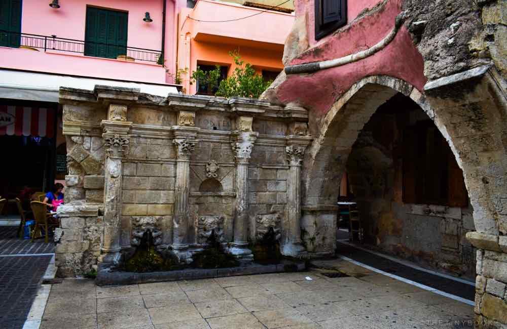 Fountain, Crete