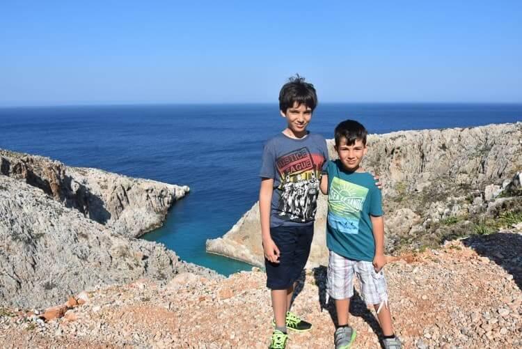 Kids in Seitan Limania