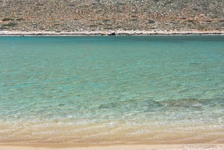 Stavros Beach, Akrotiri Peninsula Crete.