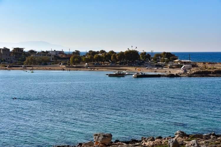 Stavros beach, Crete (Chania region)