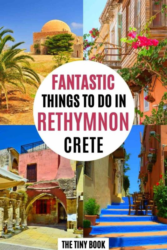 What to do in Rethymnon, Crete