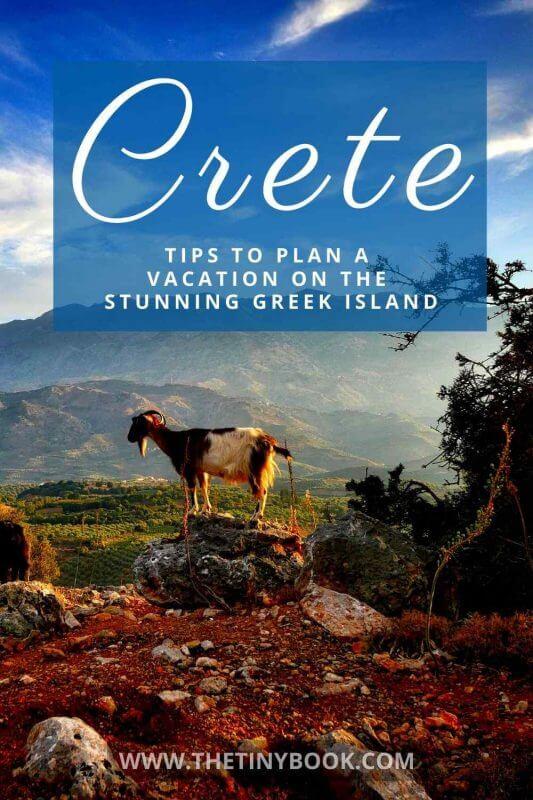 Plan a trip to Crete