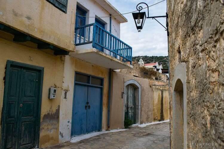 Elpano Elounda. Crete