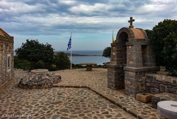 Agios Fokas, Kolokitha peninsula.