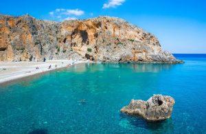 AGIOFARAGO BEACH - CRETE