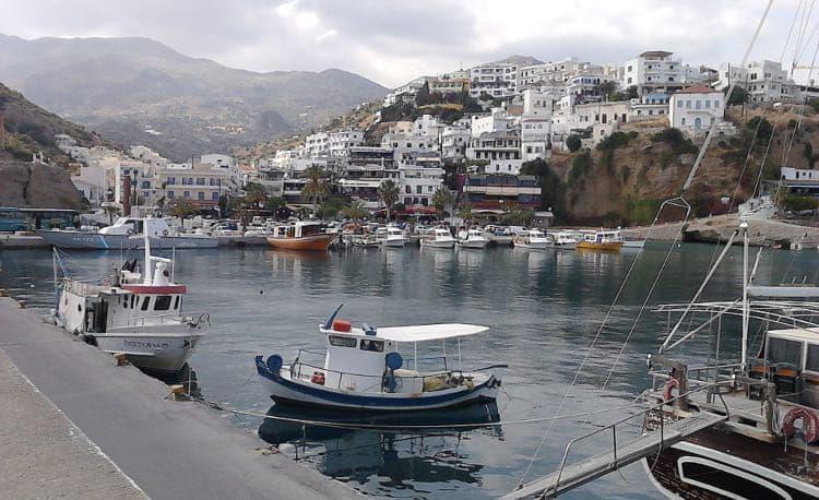 GREECE - CRETE - RETHYMNON - AGIA GALINI