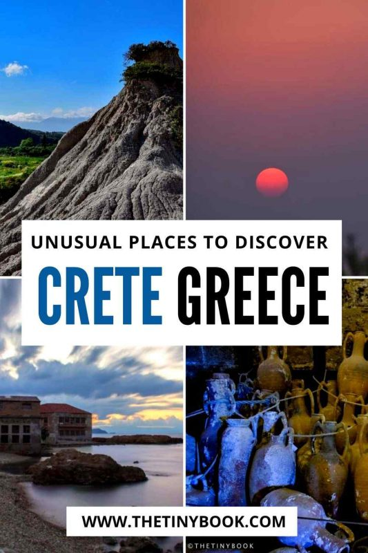 Crete off the beaten path