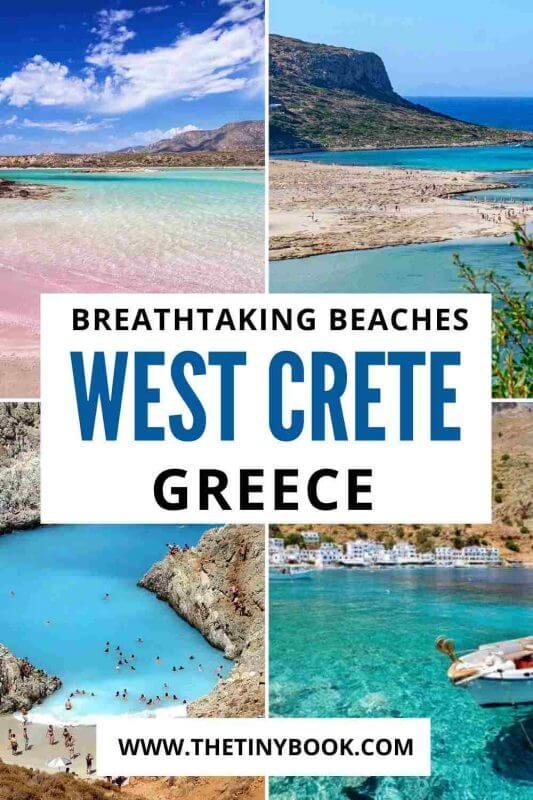Best Beaches in Chania, Crete