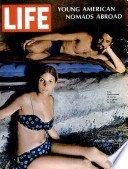 Life Magazine Cover Matala Crete