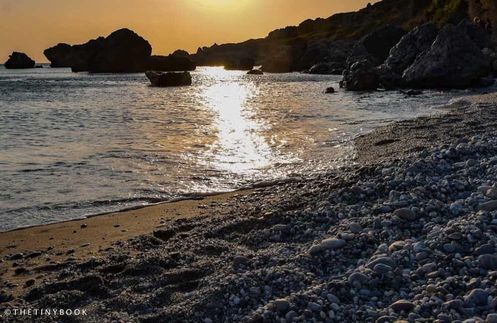Ligres Beach Rethymnon