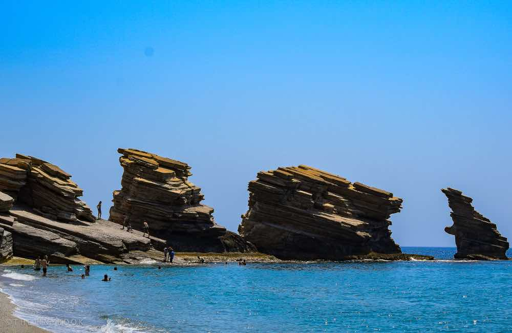 Greece - Crete - Rethymnon - Triopetra