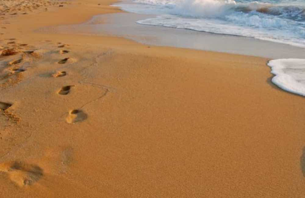 sand, sea, Red Beach, Matala