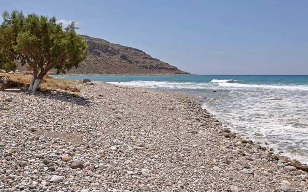 Goudouras beach