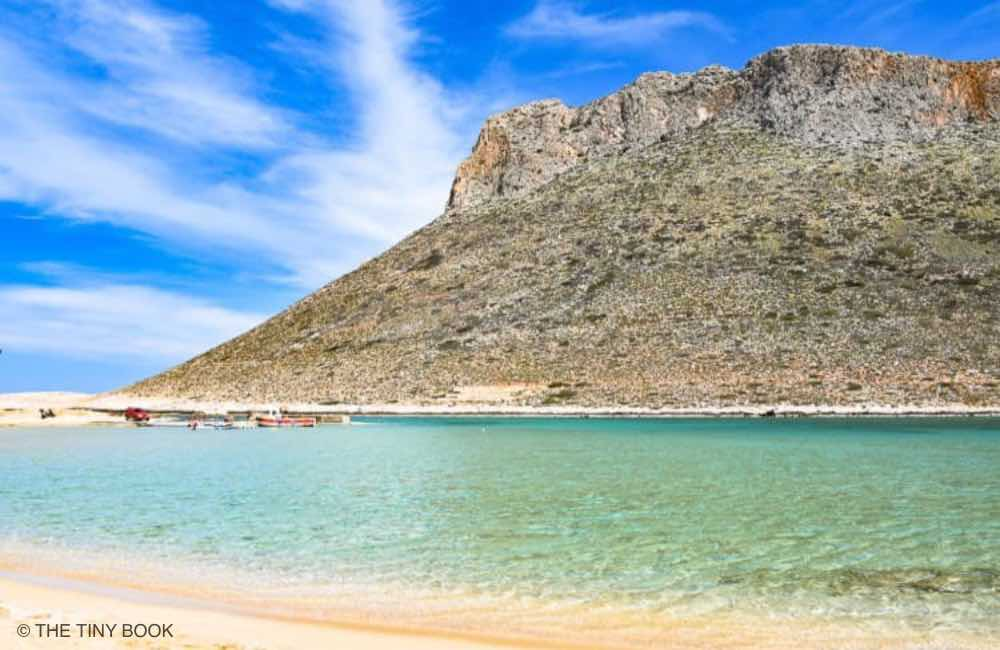 Greece -Crete - Chania - Stavros Beach