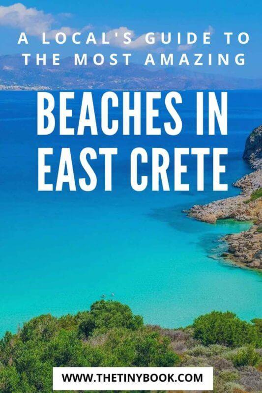 East Crete: Best beaches