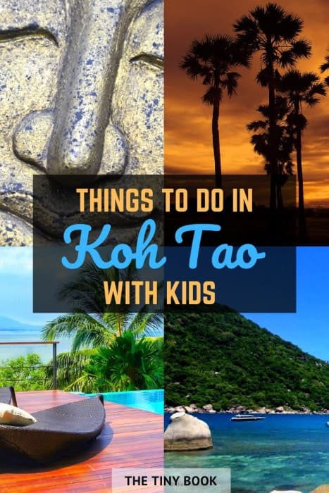 Traveling Kids in Koh Tao