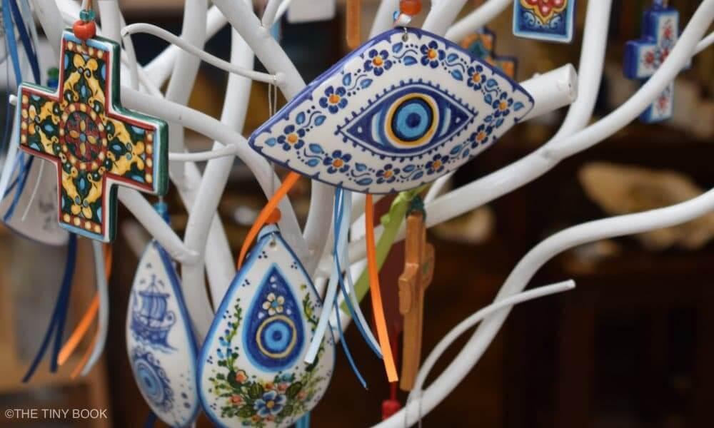ceramics, eye, evil eye