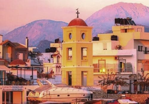 City, church, Crete, Ierapetra, things to do in Crete