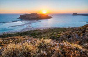 GREECE - CRETE - BALOS BEACH