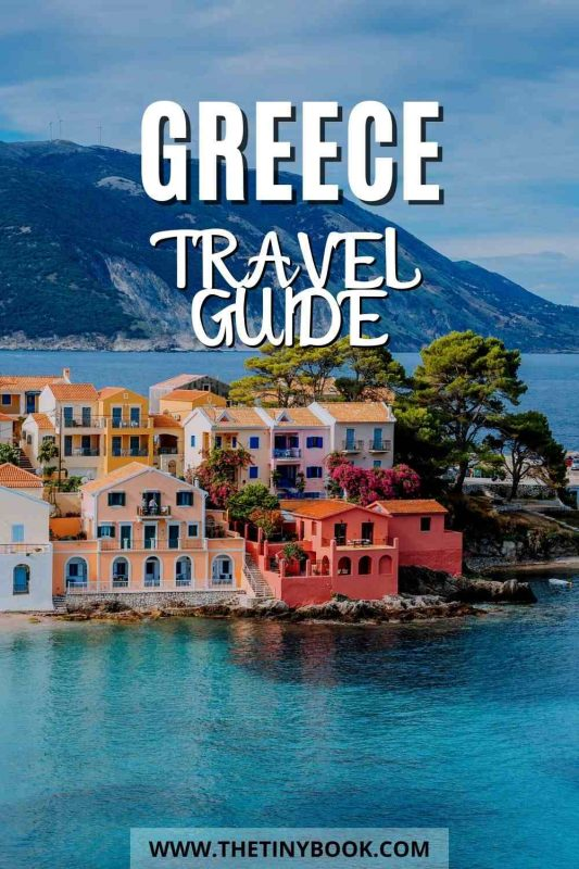 Best travel guide to visit Greece