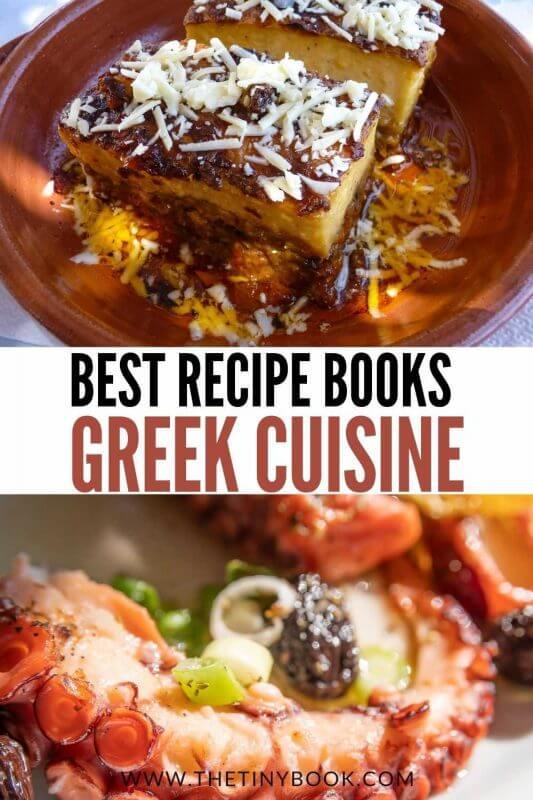Best cookbooks for Greek food.
