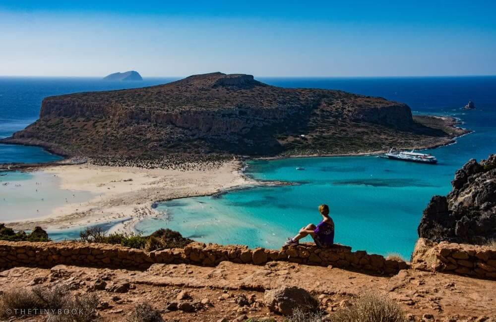 Promontory, Peninsula, blue sea, exotic beach
