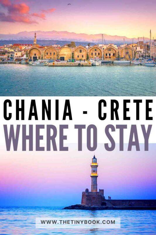 Best Hotels in Chania Crete